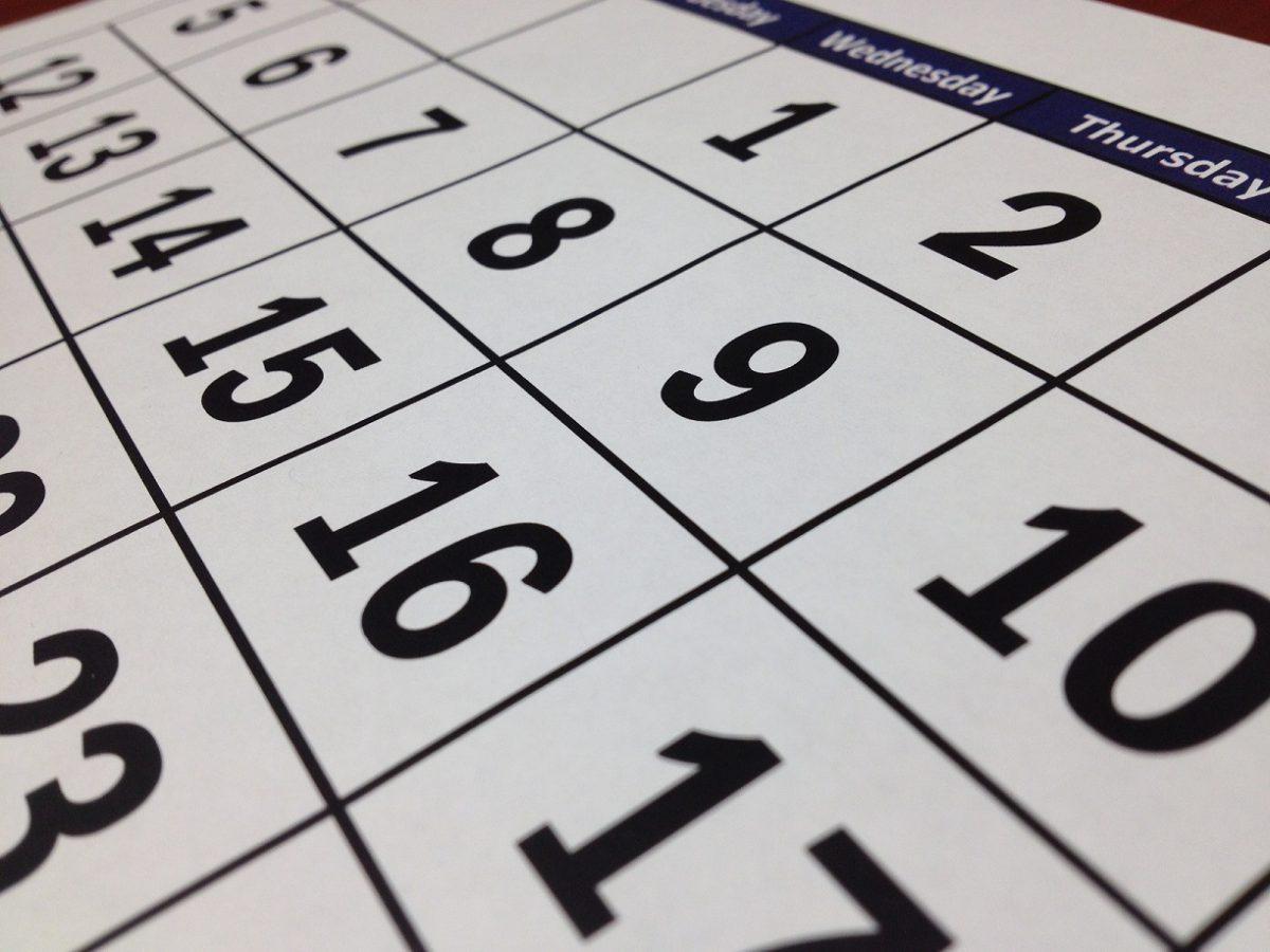 Wedstrijdkalender wedstrijdzwemmen (eindelijk) online