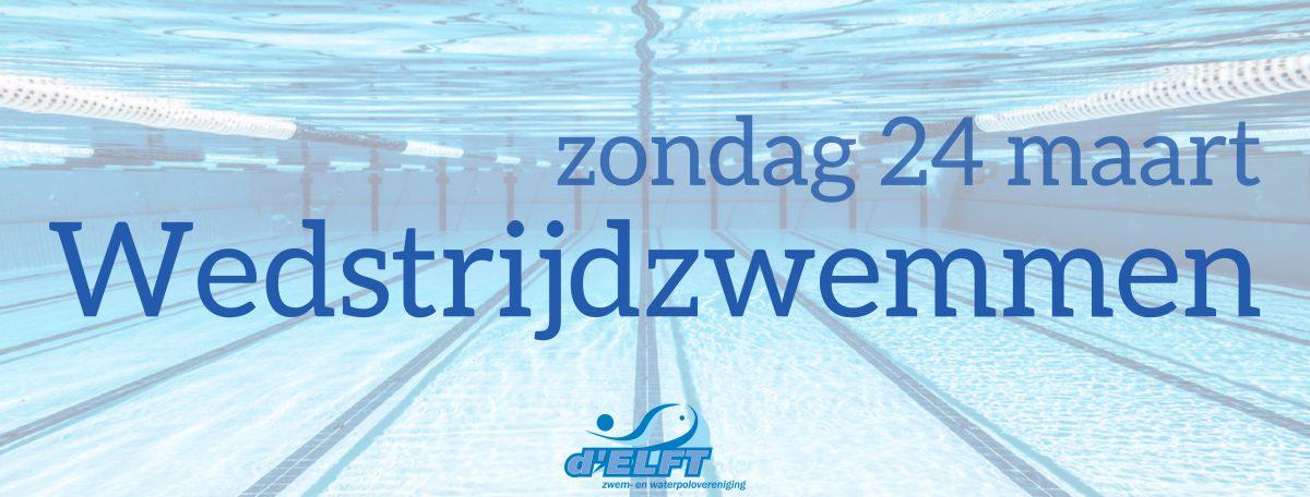 [24 mrt] Laatste ronde KNZB-zwemcompetitie @ Delft
