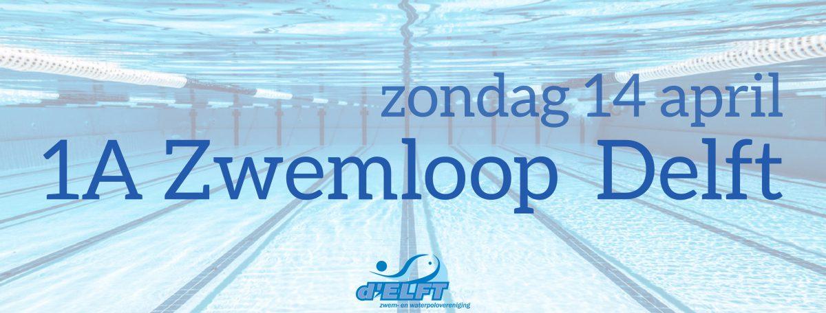 [14 apr] Doe mee met de Zwemloop!