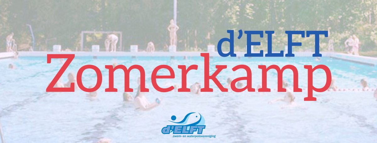 Update d'ELFT Zomerkamp